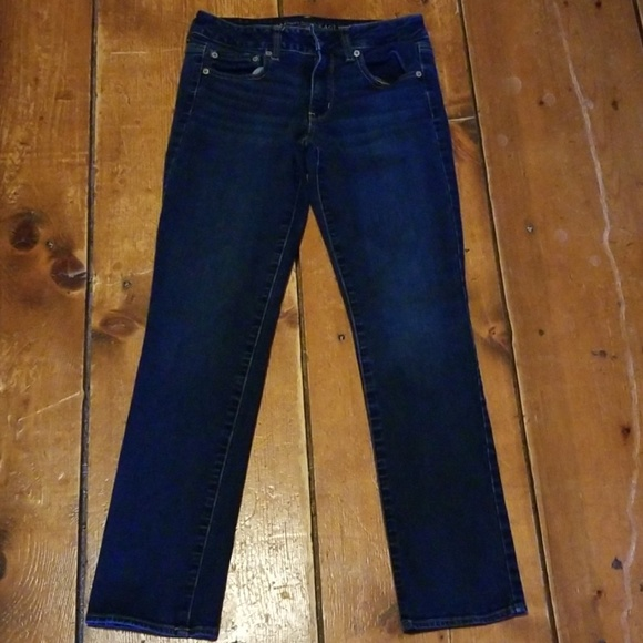 American Eagle Outfitters Denim - American Eagle Straight Size 6!